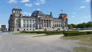 Reichstag (parliament building