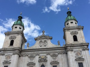 Cathedral in Salzburg